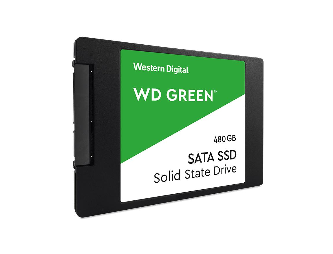 SSD SOLIDO WESTERN DIGITAL 480GB ( WDS480G2G0A-00JH30 ) VERDE