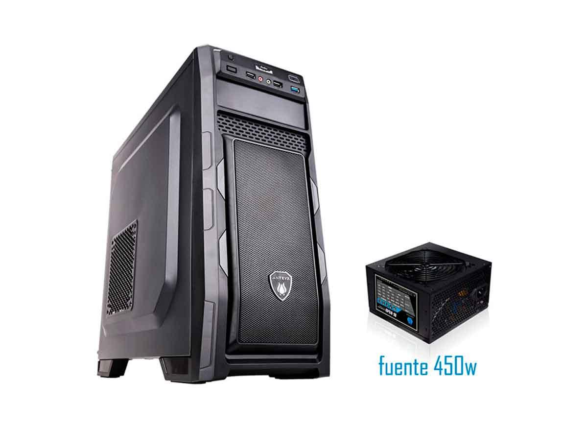 CASE ANTRYX XTREME E250 PLUS ( AC-XE250PKN-450CP ) 450W