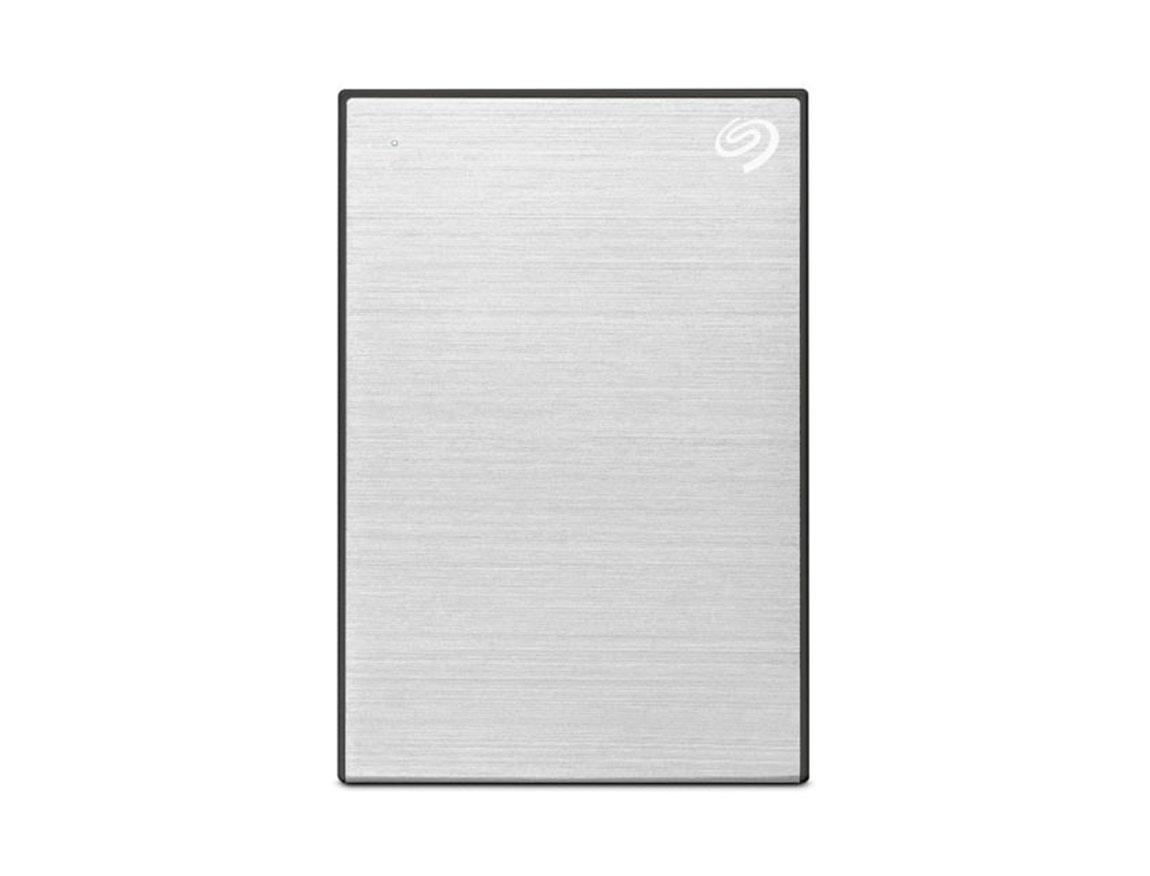 HDD  EXTERNO SEAGATE 1TB ( STHN1000401 ) BACKUP PLUS SLIM | PLATEADO